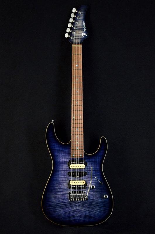 DST-Pro24-Mahogany-Limited(Whale-Blue-Burst)