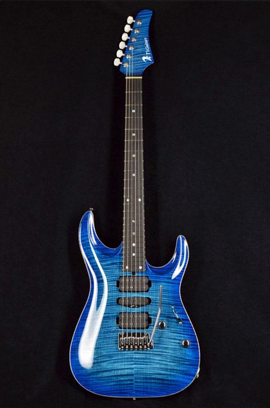 DST-Pro24,Carved(Trans-Blue-Burst)