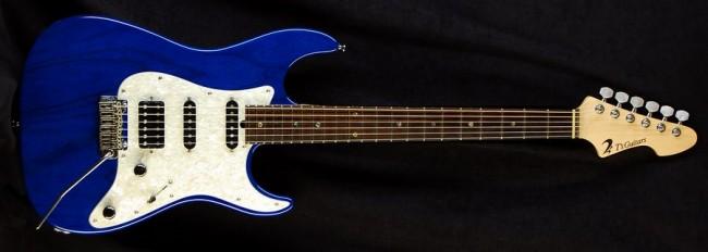 DST-Classic (Trans Blue)
