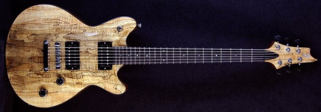 Arc-STD Gotoh FB/FA Spalted Maple (Natural)