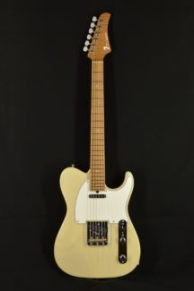 DTL-Classic,Roasted Flame Maple Neck(Blond)
