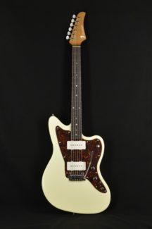JM-Classic22,Roasted Flame Maple Nack(Vintage White)