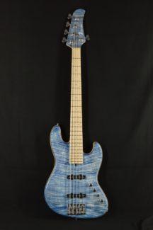 JB-5,5A-Flame(Trans Blue Denim)