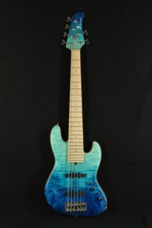 JB-6,Exotic Flame(Blue Fade)